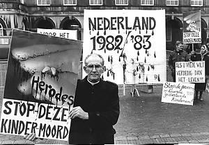 Protesteren op het Binnenhof